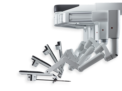 Davinci Robotic Surgery